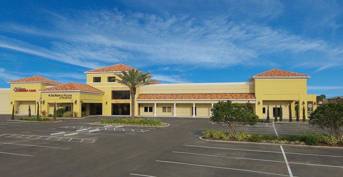 Florida Radiation Center Front View